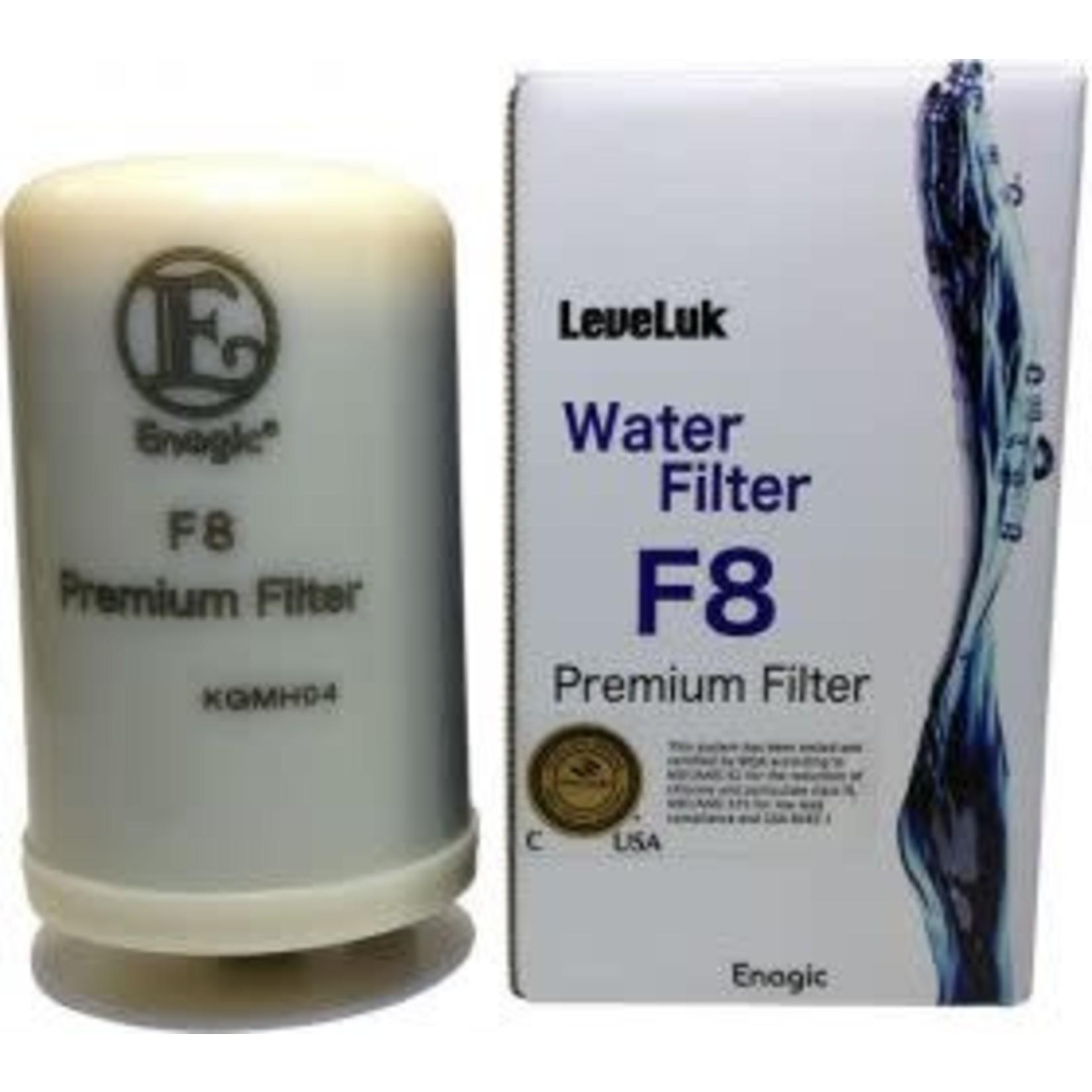 Enagic Kangen LeveLuk F8 Premium Water Filter