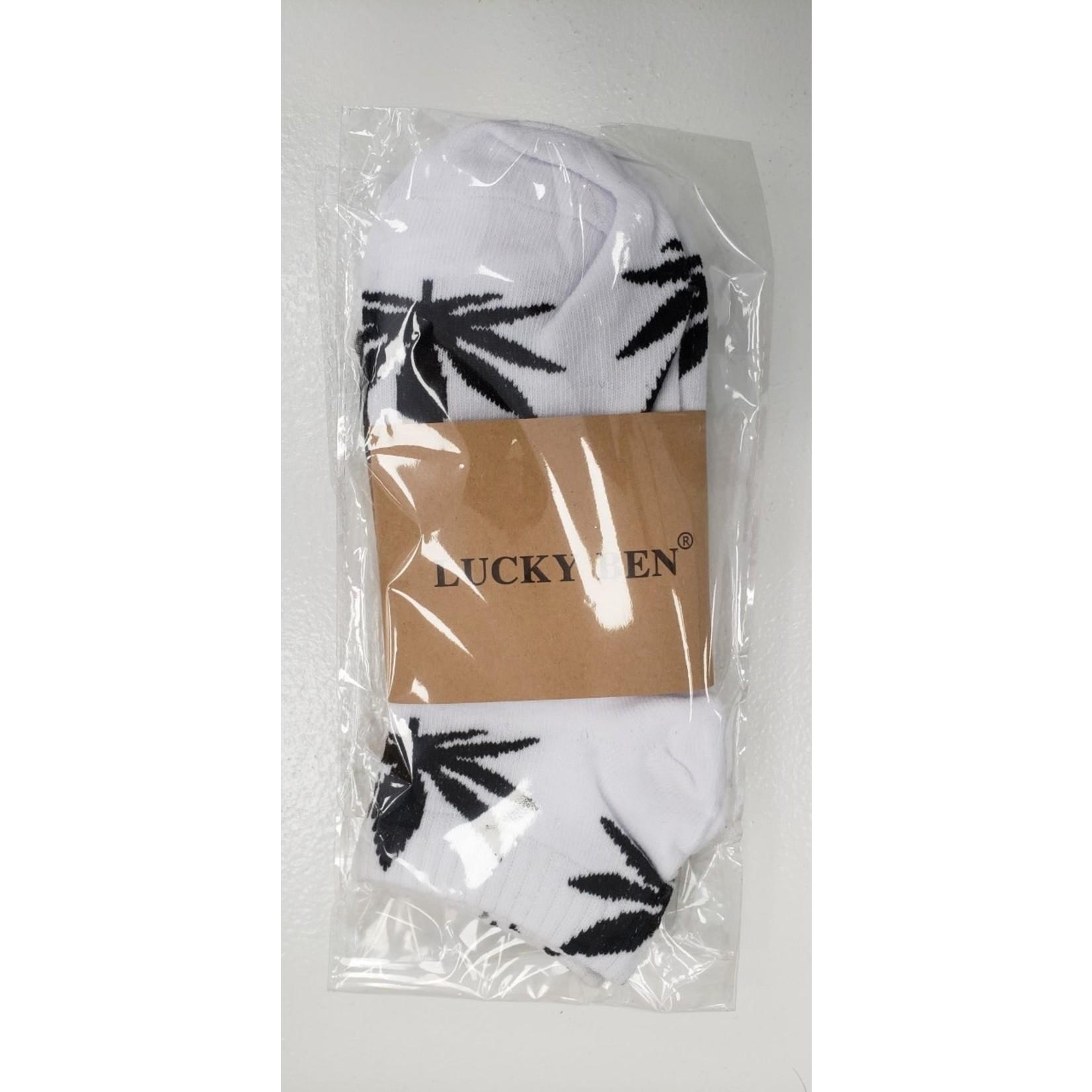 Weed leaf Socks Unisex size US 5.5 - 9.5