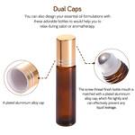 Essential Oil Roller Bottles