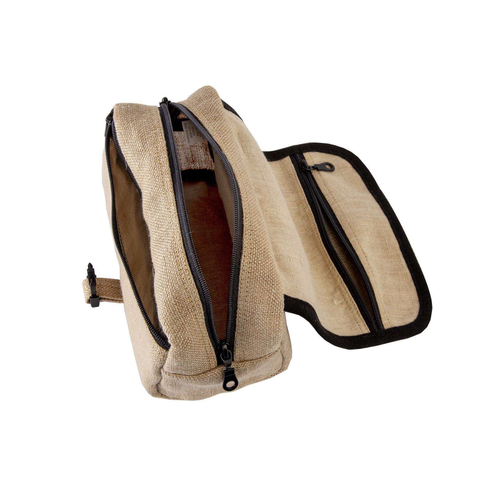 Hempy's Hemp Toiletry Bag