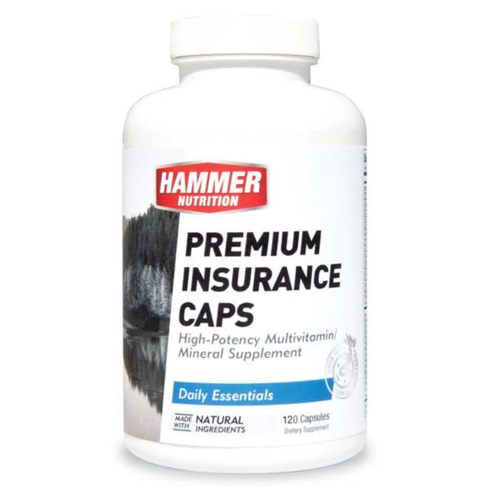 Hammer Nutrition Hammer Premium Insurance Caps 120ct