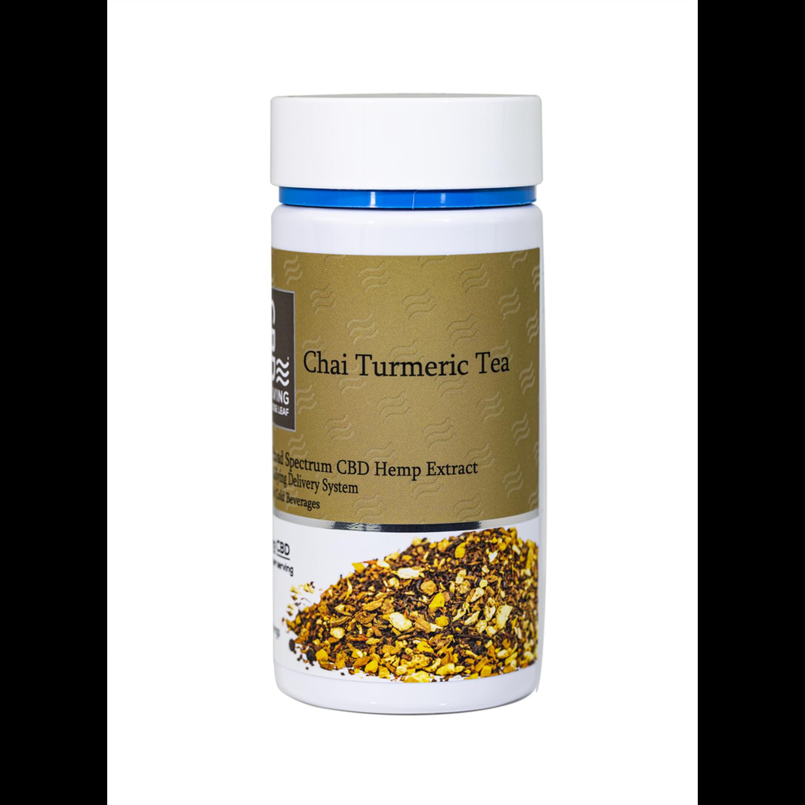 CBD Chai Turmeric Tea 250mg