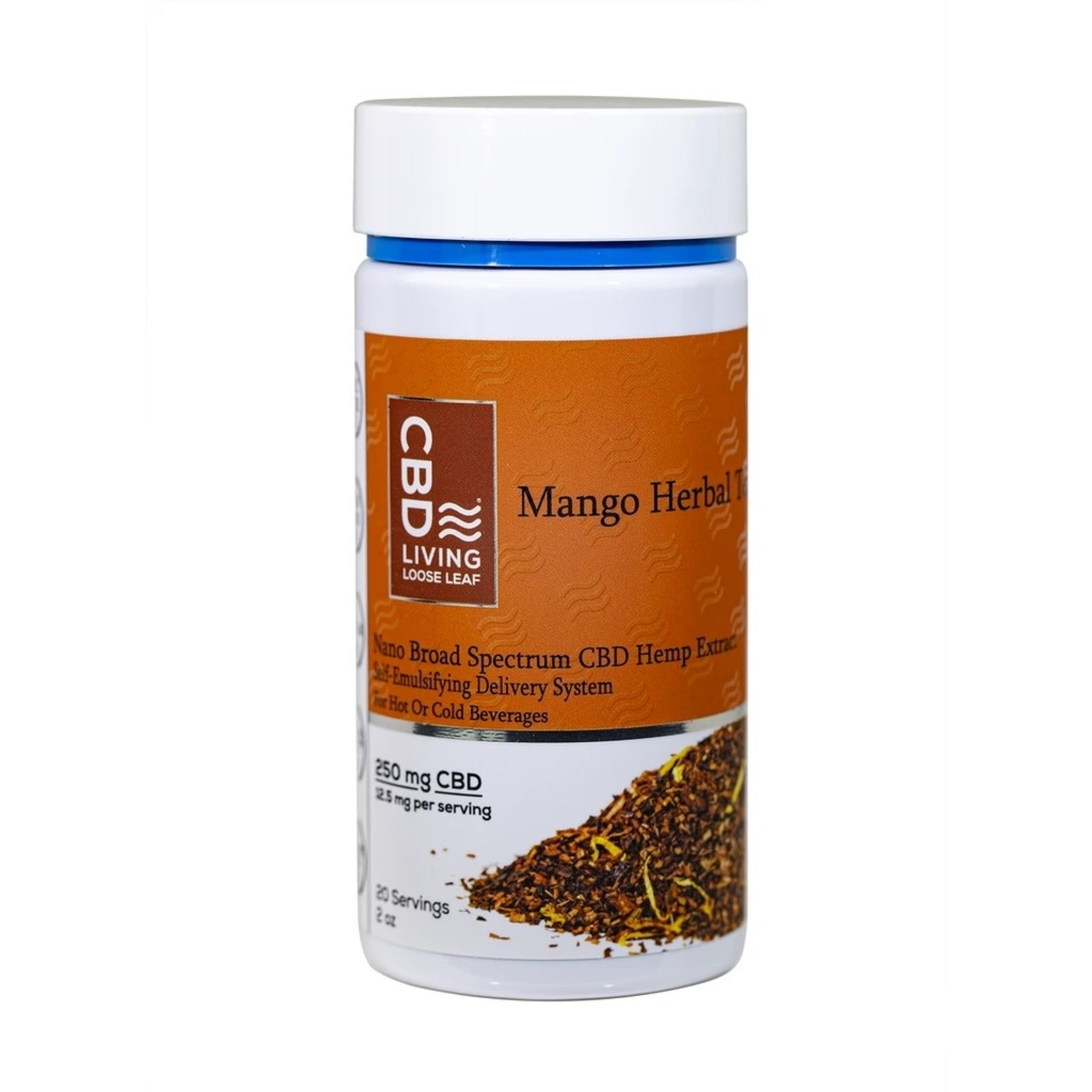 CBD Mango Herbal Tea 250mg