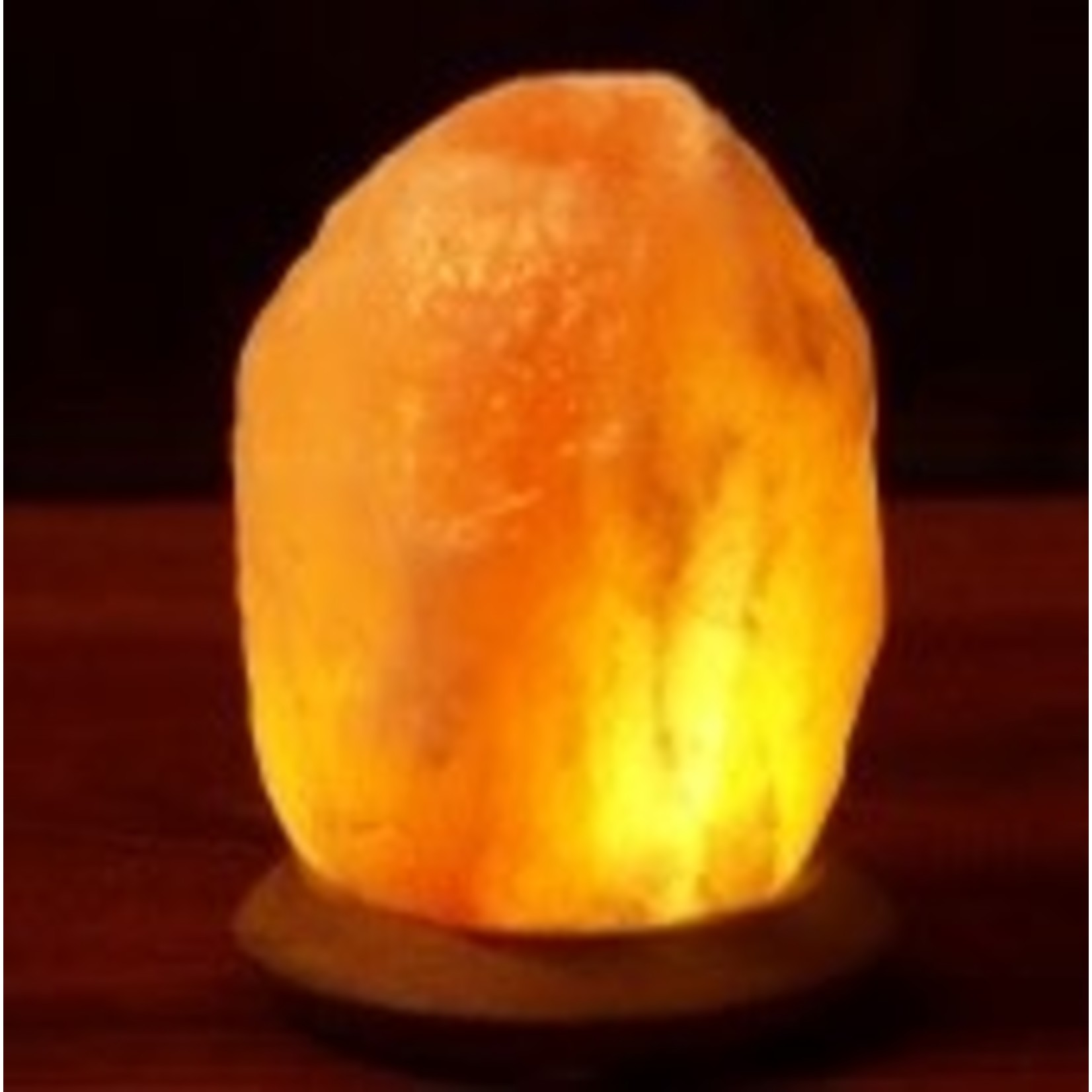 Aloha Bay Himalayan Crystal Salt Lamp - USB