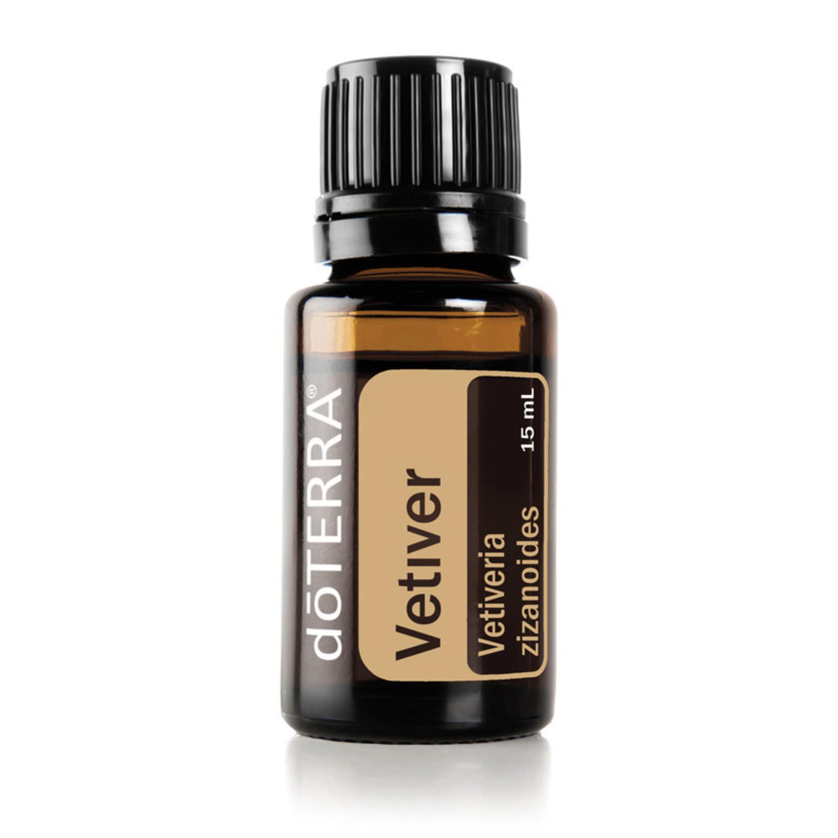 doTERRA doTerra Essential Oil Vetiver 15ml