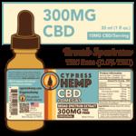 Cypress Hemp CBD + Omegas Broad Spectrum 300mg