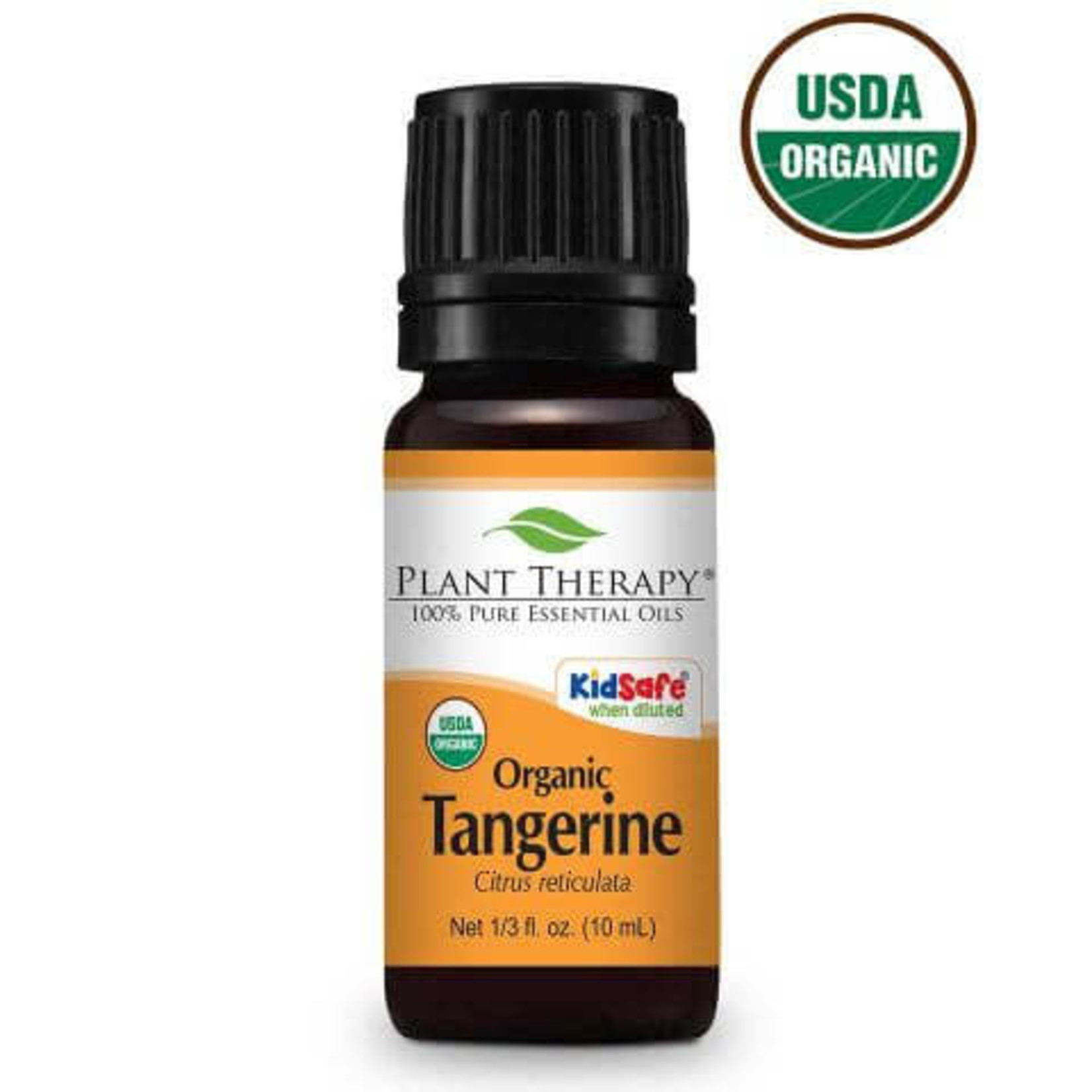 Plant Therapy PT Tangerine Organic Essential Oil 10ml