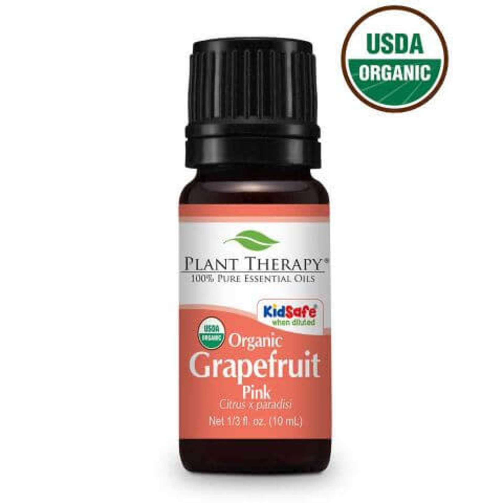 Plant Therapy PT Grapefruit Pink Organic Essential Oil 10ml