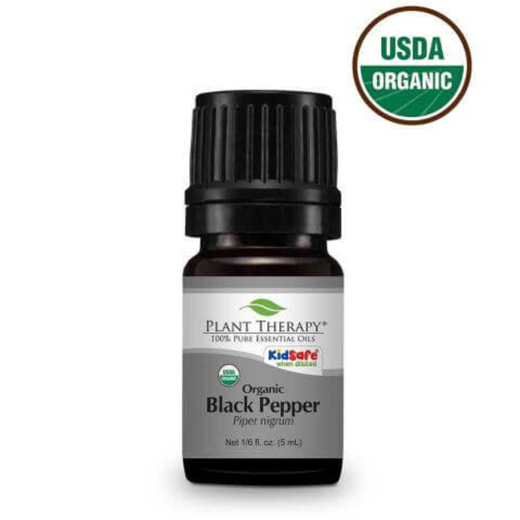Plant Therapy PT Black Pepper Organic Essential Oil 10ml