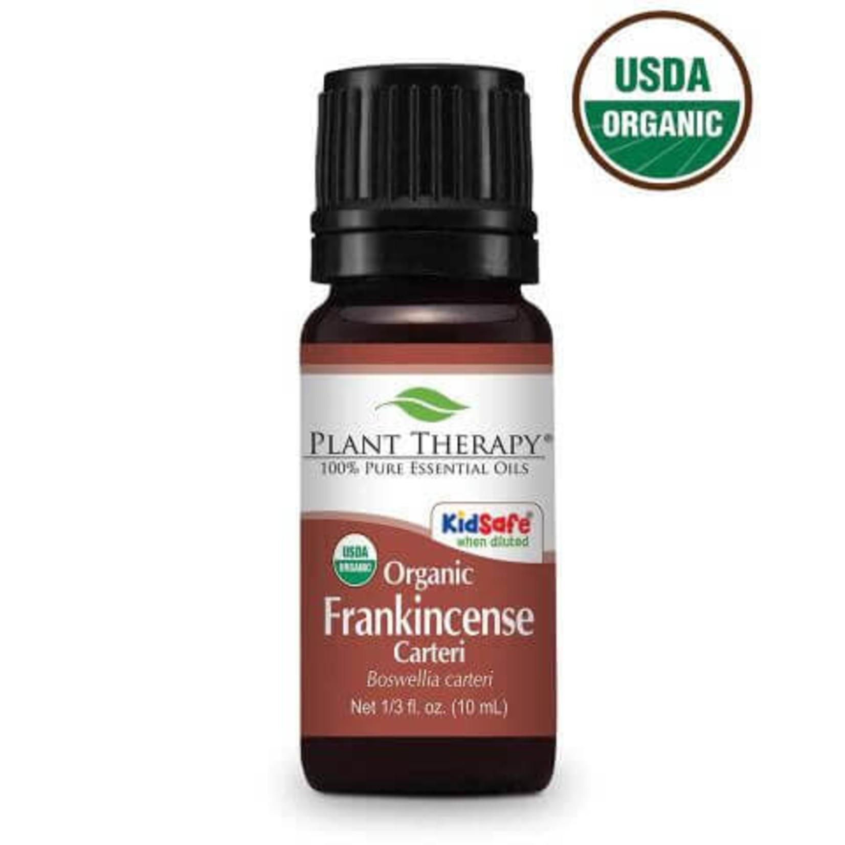 Plant Therapy PT Frankincense Carteri Organic Essential Oil 10ml