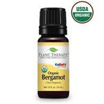 Plant Therapy PT Bergamot Organic Essential Oil 10ml