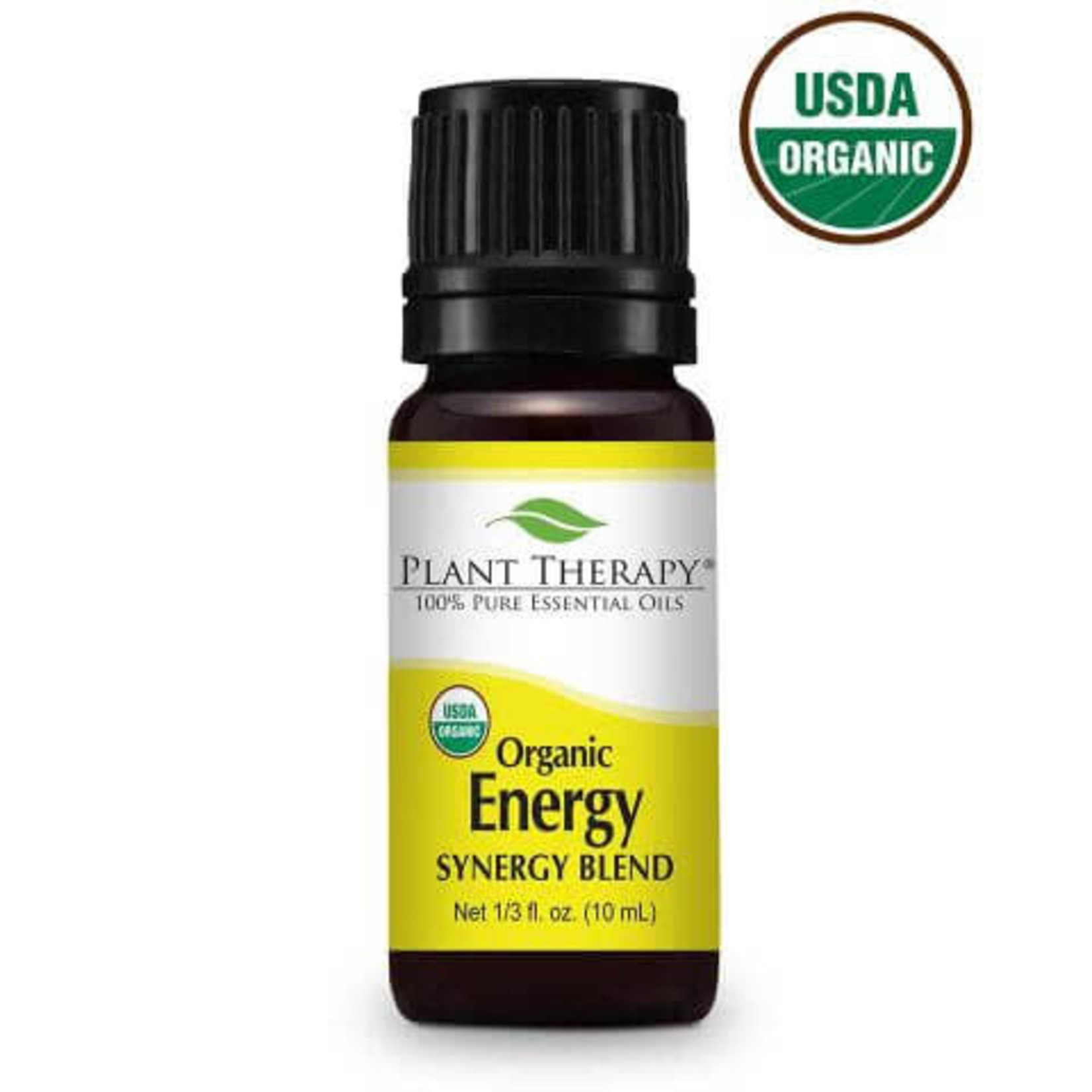 Plant Therapy PT Organic Energy Essential Oil 10ml