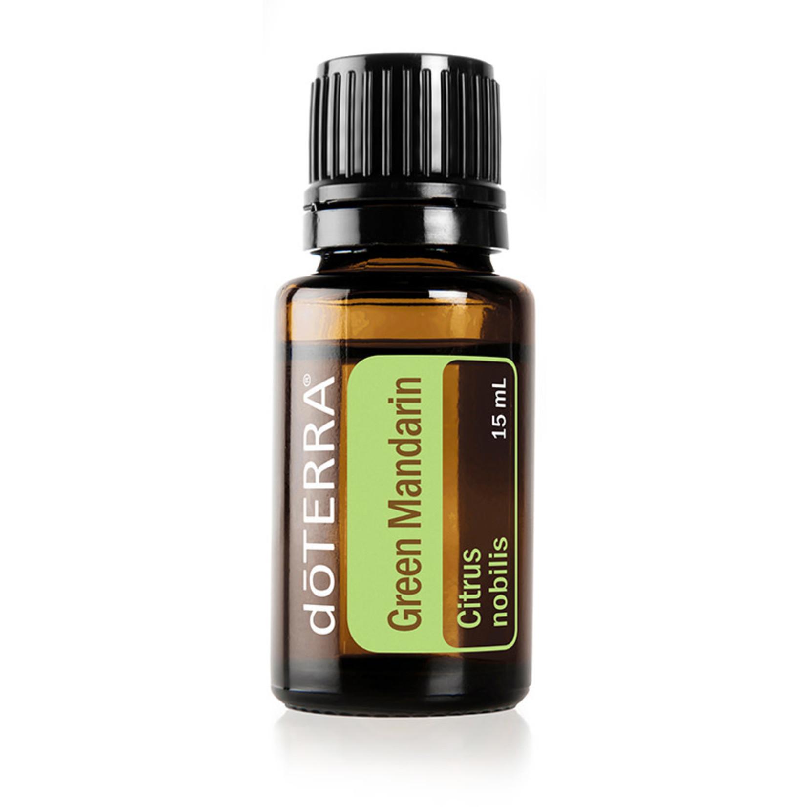 doTERRA doTerra Green Mandarin 15ml Essential Oil