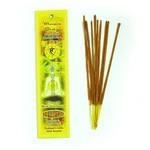Prabhujis Gifts Solar Plexus Chakra Manipura - Power and Self-Confidence Incense Sticks