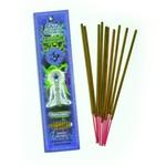 Prabhujis Gifts Third Eye Chakra Anja - Concentration and Intuition Incense Sticks