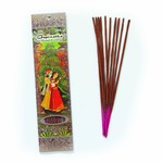 Prabhujis Gifts Gopinatha - Iris, Daffodil, Jasmine Incense Sticks