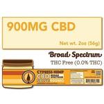 Cypress Hemp Cypress Broad Spectrum Omegas 900mg Salve 2oz