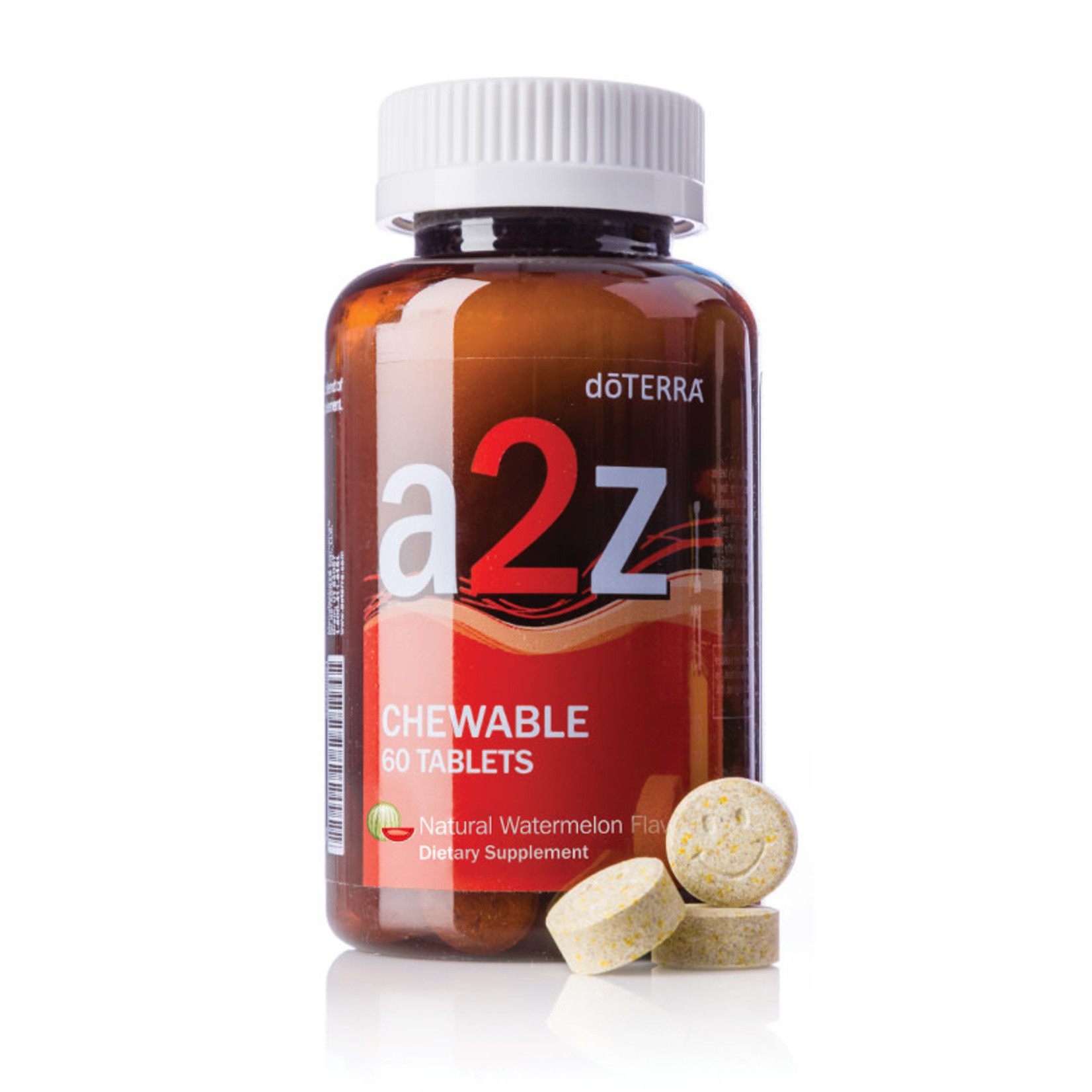 doTERRA doTerra A2Z Chewable Tablets 60ct