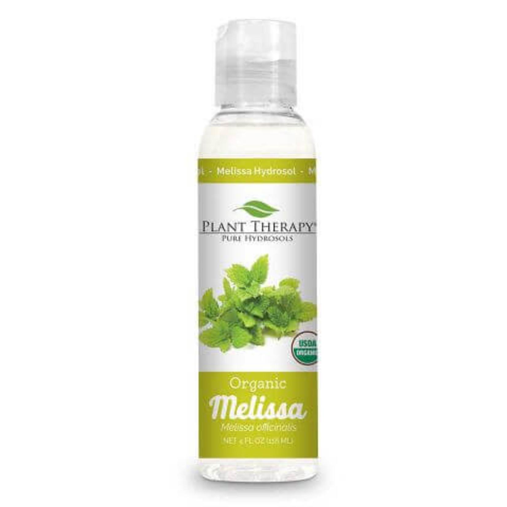 Plant Therapy PT Organic Melissa Hydrosol 4oz