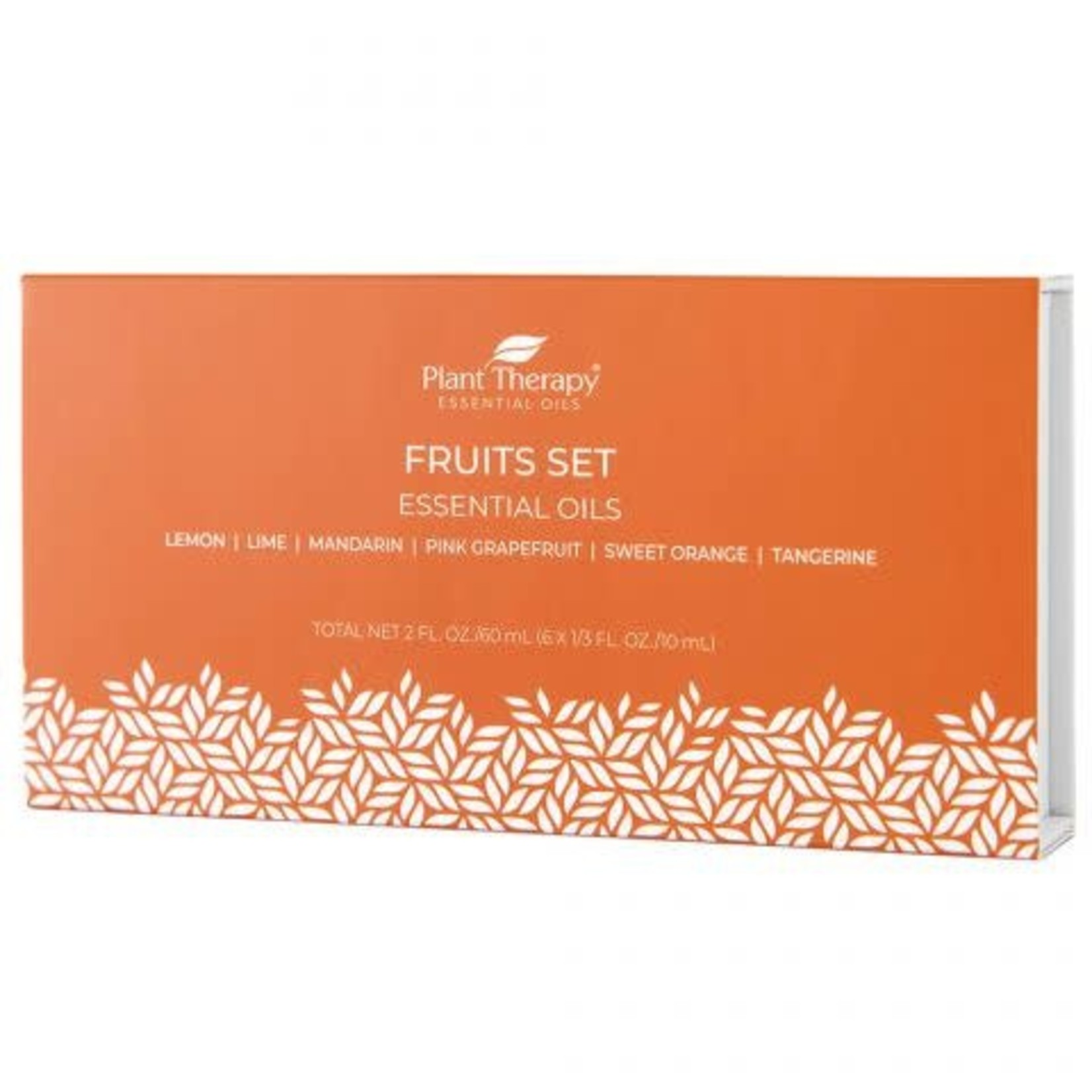 Plant Therapy PT Fruits Essential Oil Set