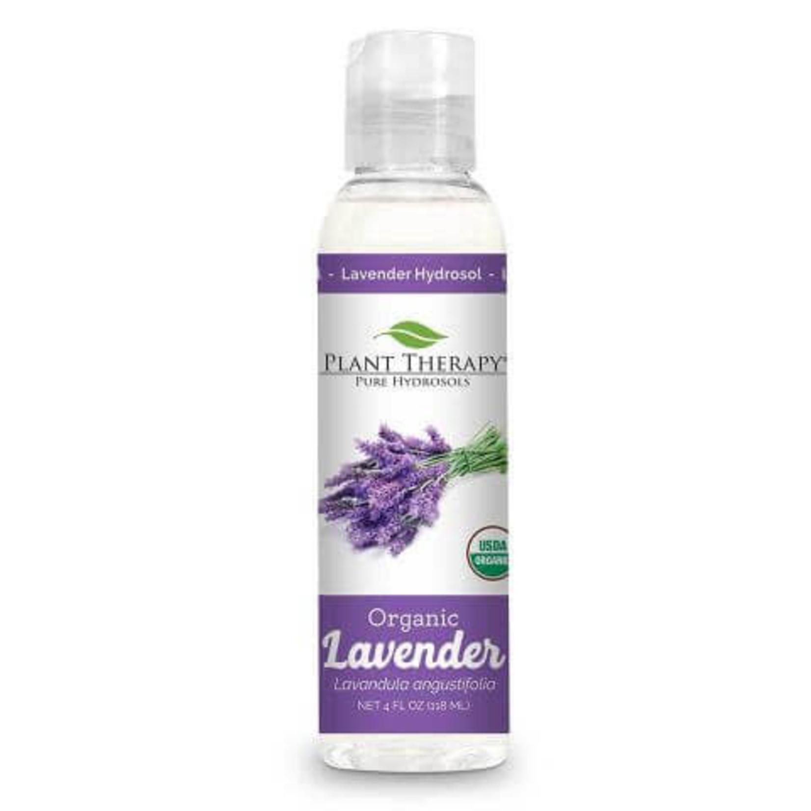 Plant Therapy PT Organic Lavender Hydrosol 4oz