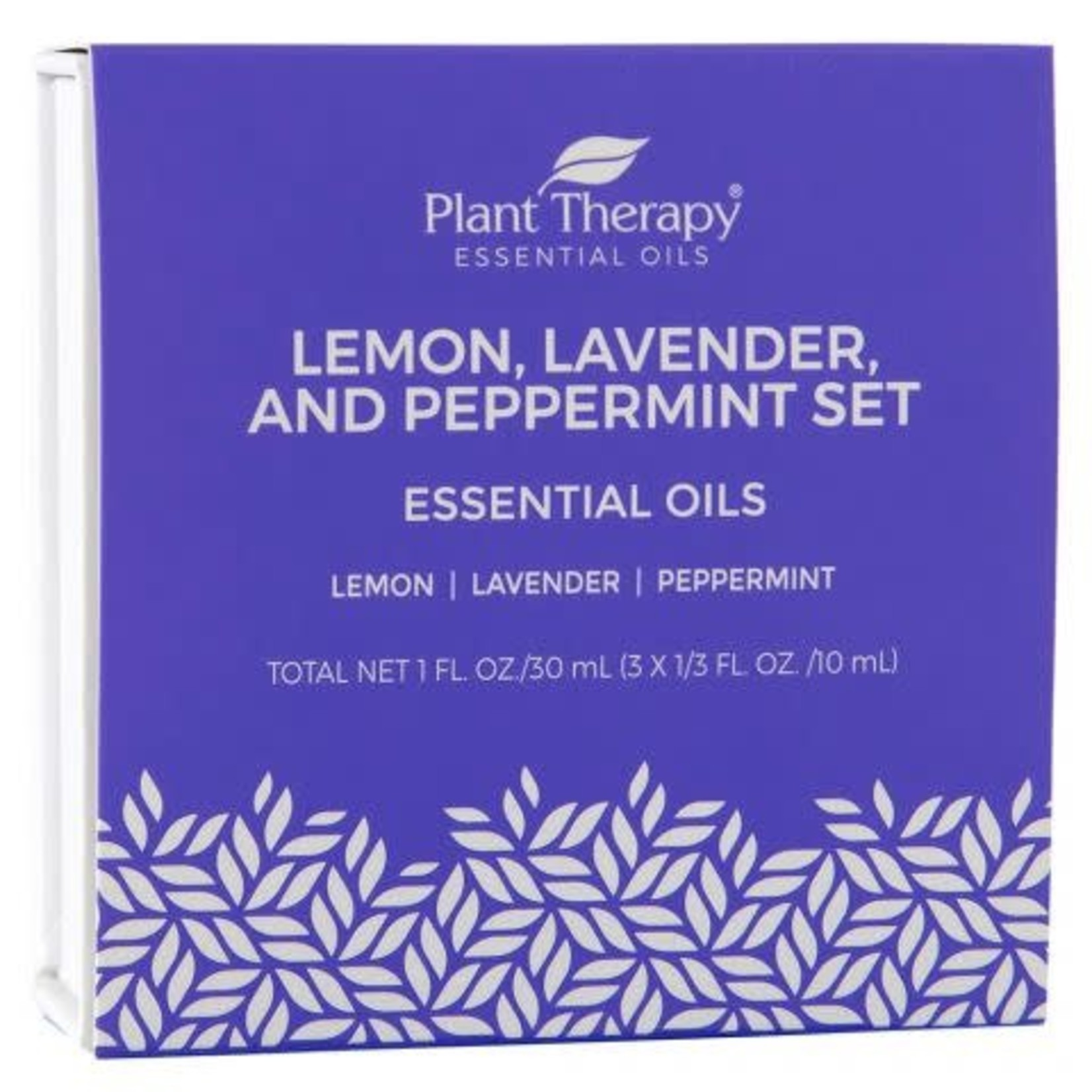 Plant Therapy PT Lemon, Lavender and Peppermint Set