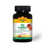 Country Life Country Life D3 Gummies 120ct