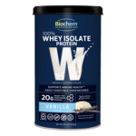BioChem BioChem Whey Isolate Protein Vanilla Flavor