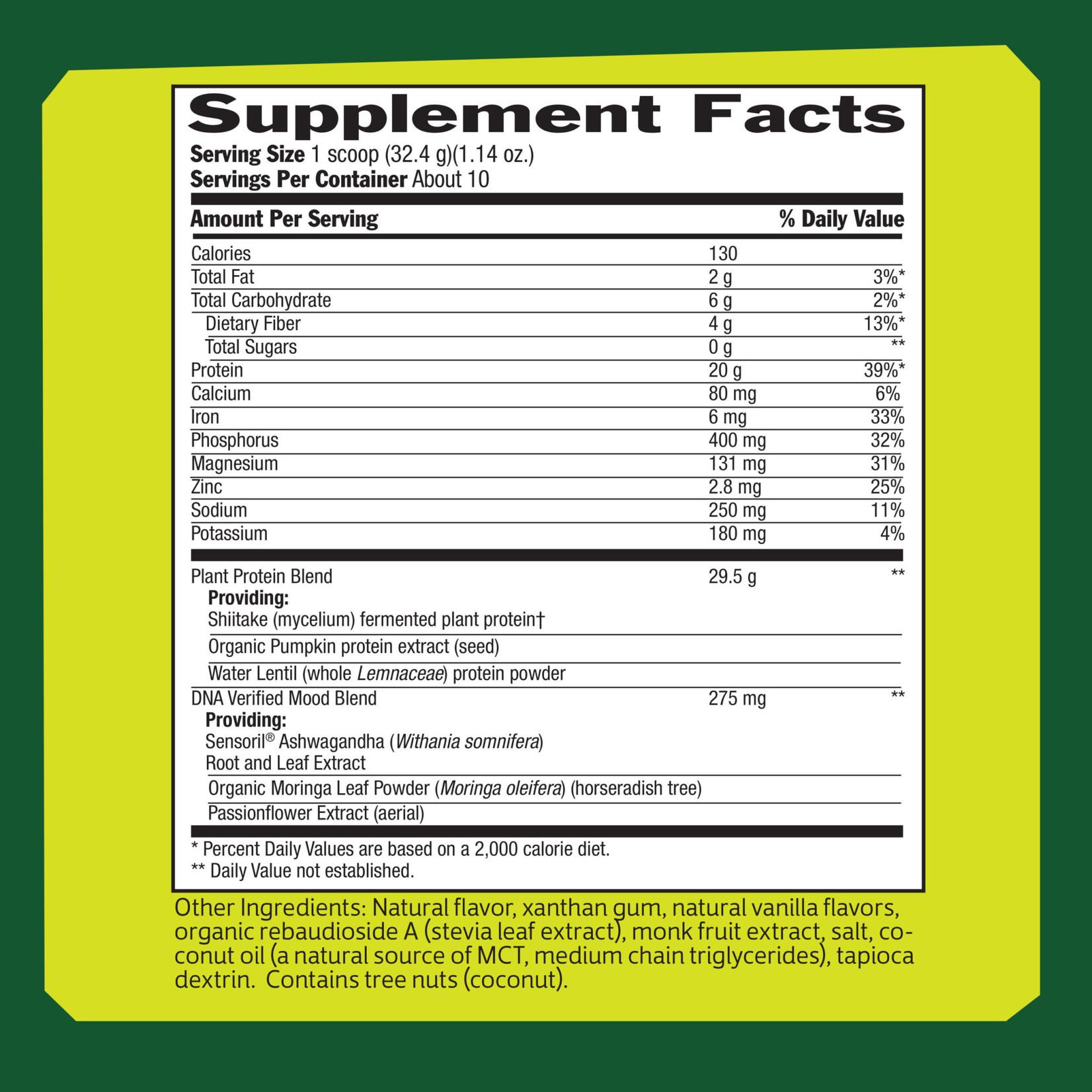 BioChem BioChem Vegan Protein Vanilla 12.2oz