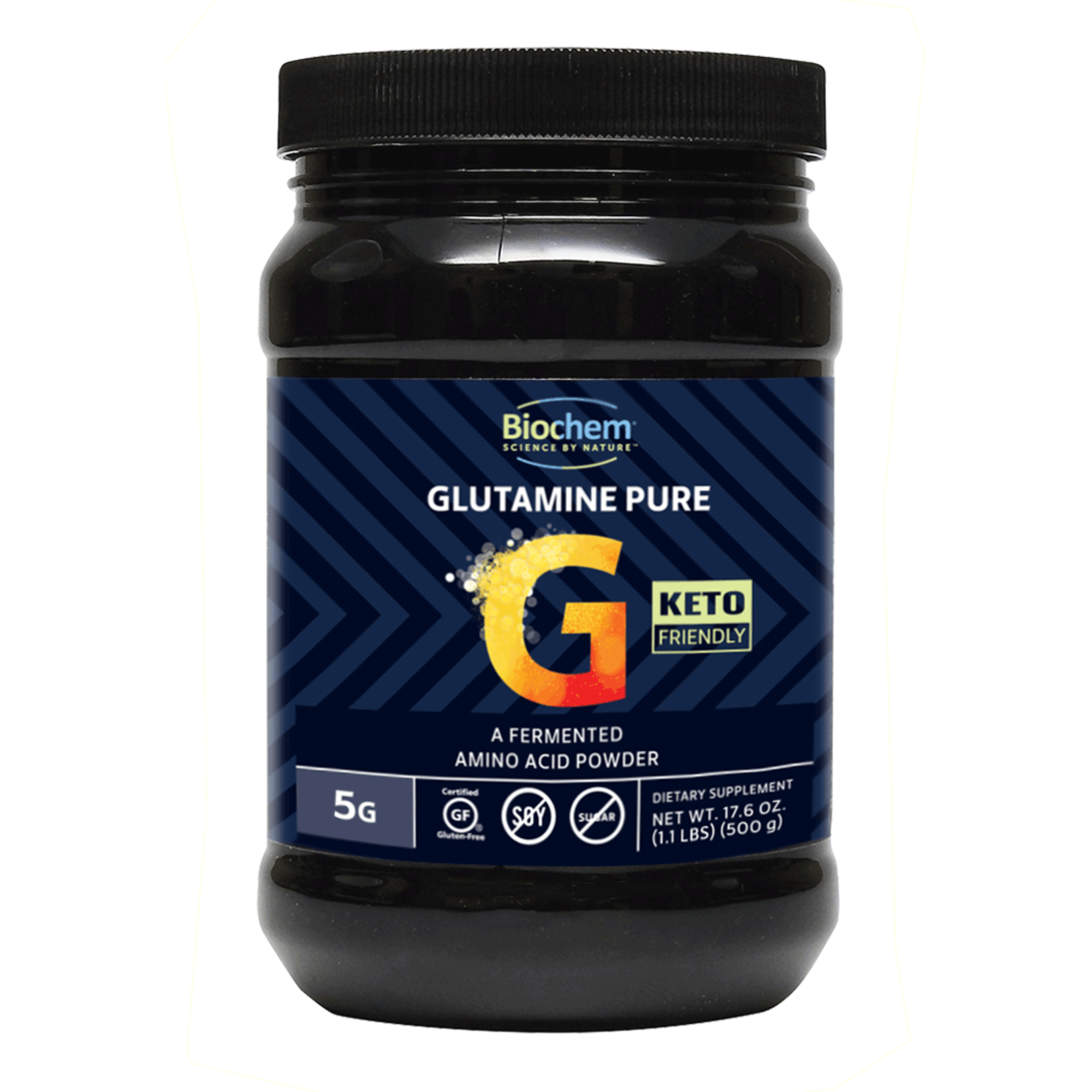 BioChem BioChem Glutamine Pure 17.6oz