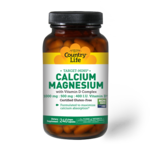 Country Life Country Life Calcium Magnesium with Vitamin D 240ct