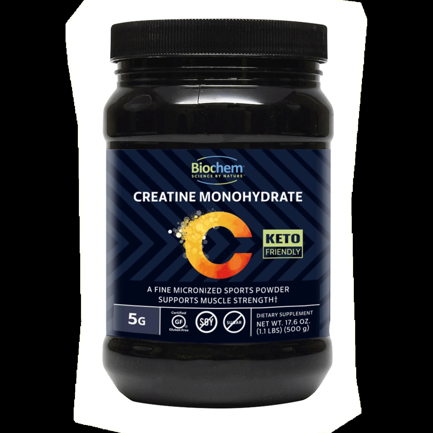 BioChem BioChem Creatine Monohydrate 17.6oz
