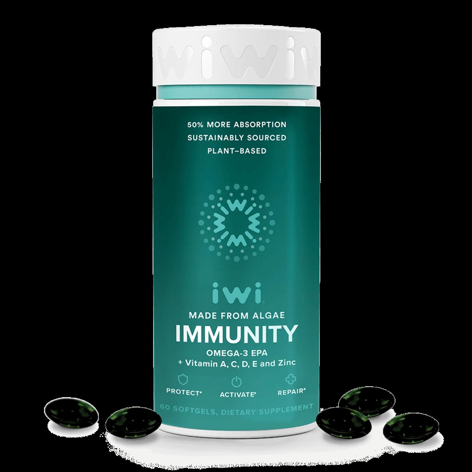 IWI Life IWI Immunity Support 60 capsules