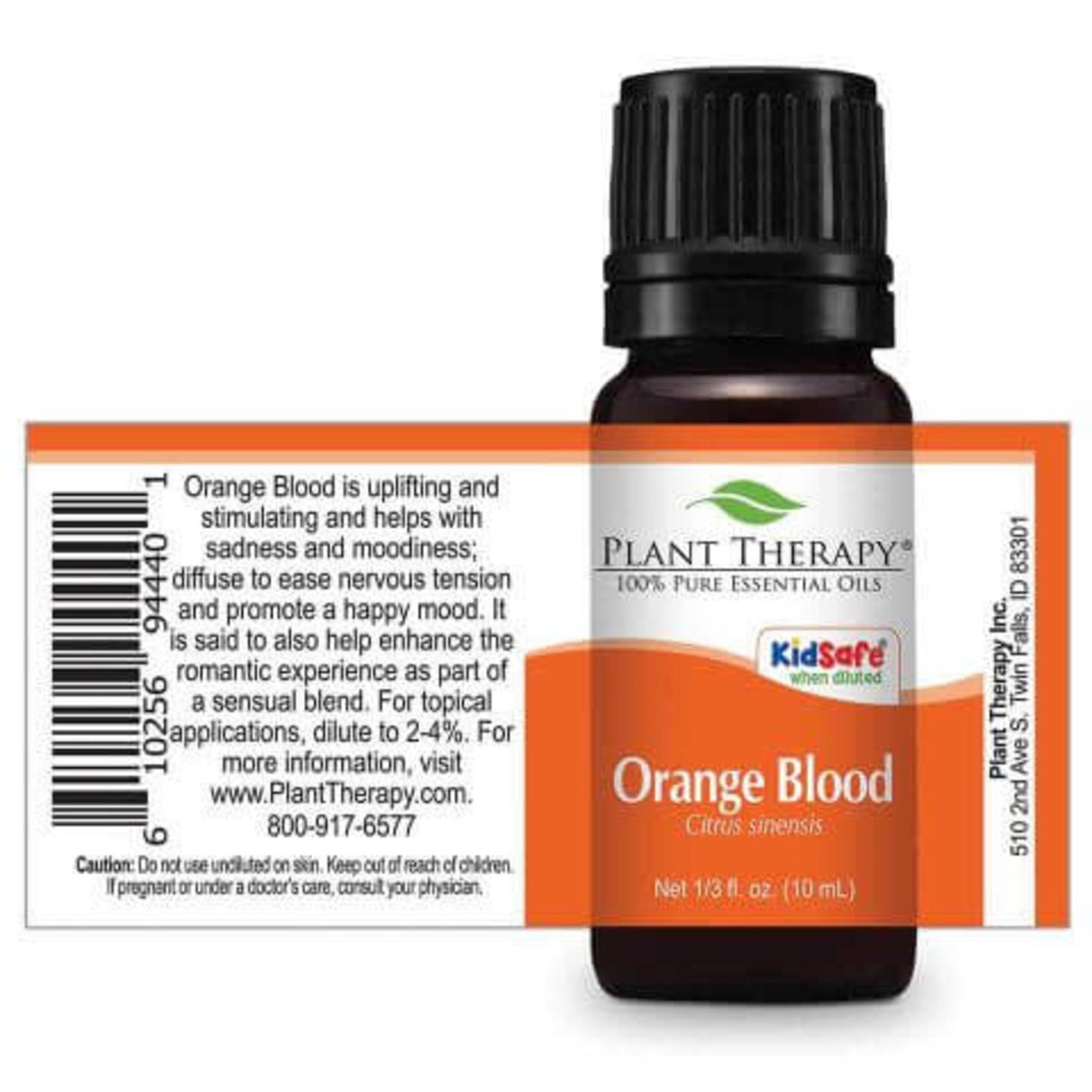 Plant Therapy PT Blood Orange Essential Oil 10ml