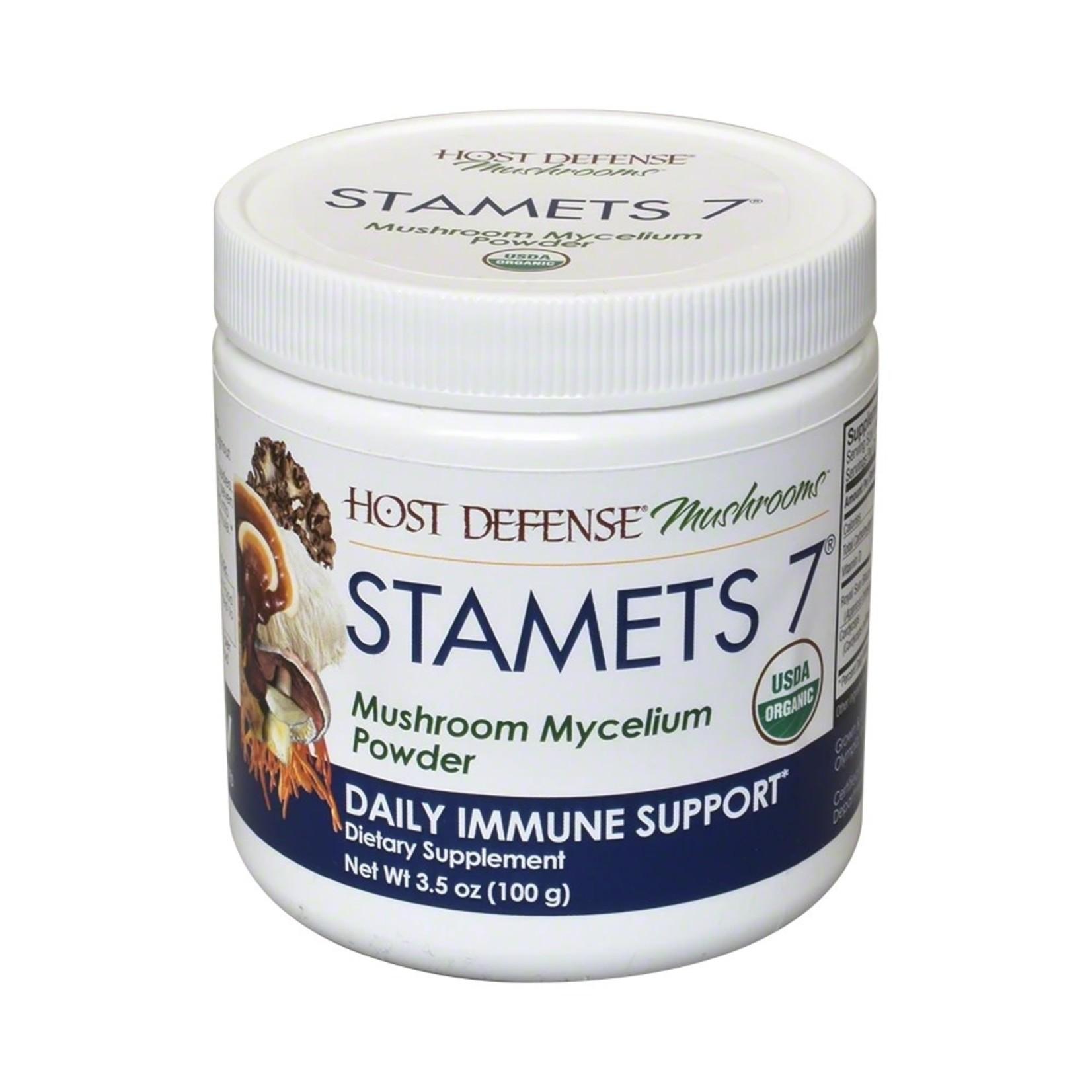 Host Defense HD Stamets 7 Powder 3.5oz