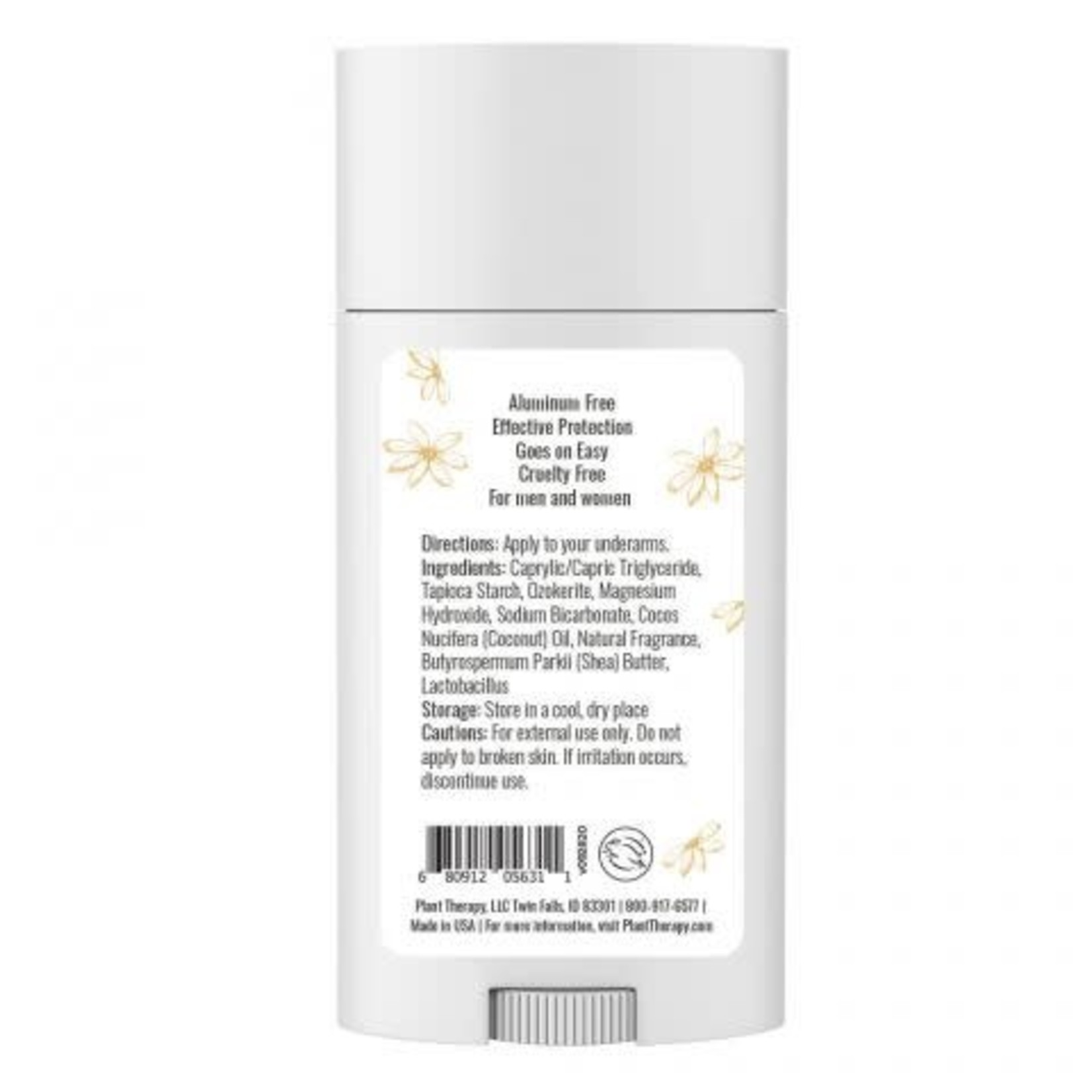 Plant Therapy PT Natural Deodorant 2.65oz