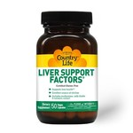 Country Life Country Life Liver Support Factors 50 vegan capsules