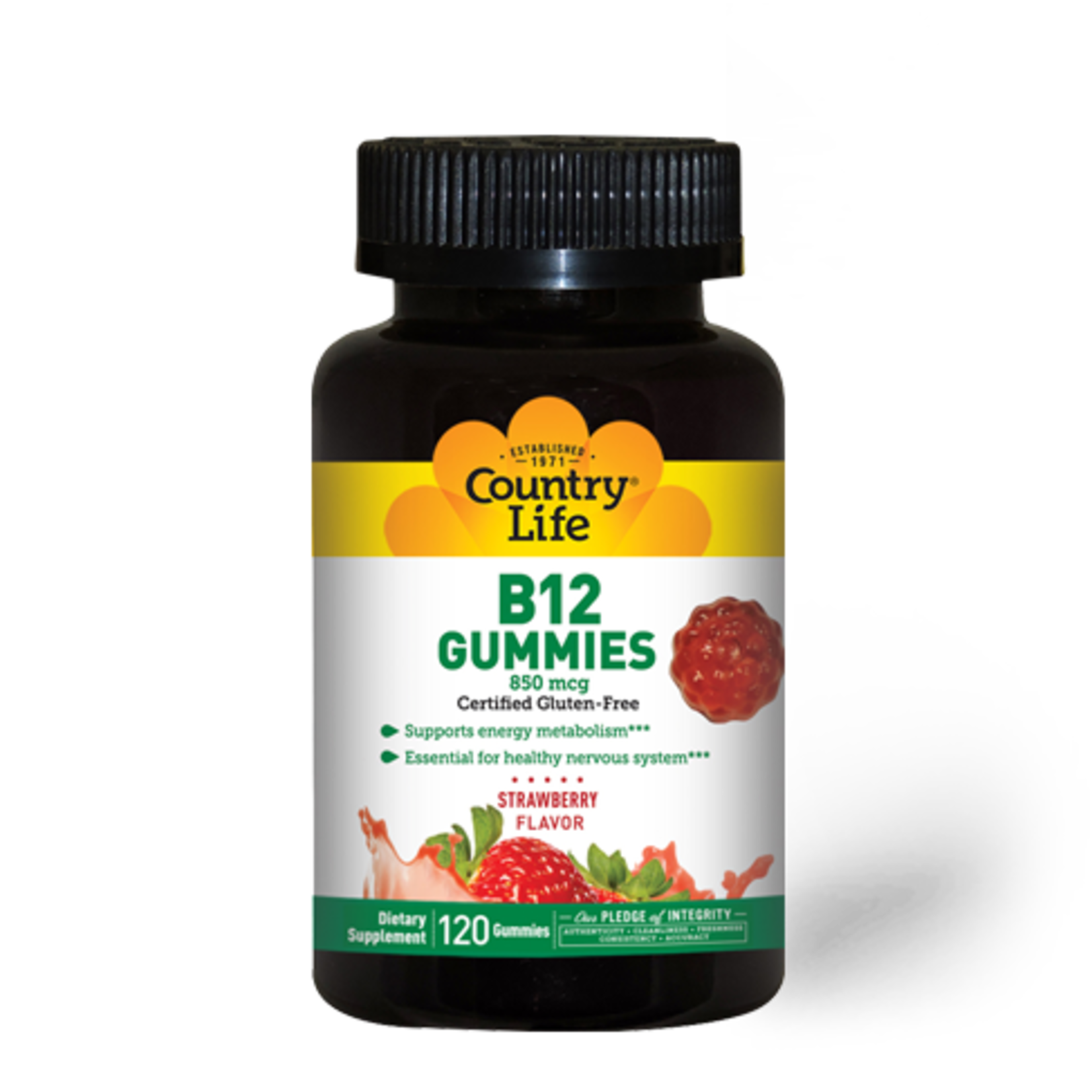 Country Life Country Life B12 Gummies