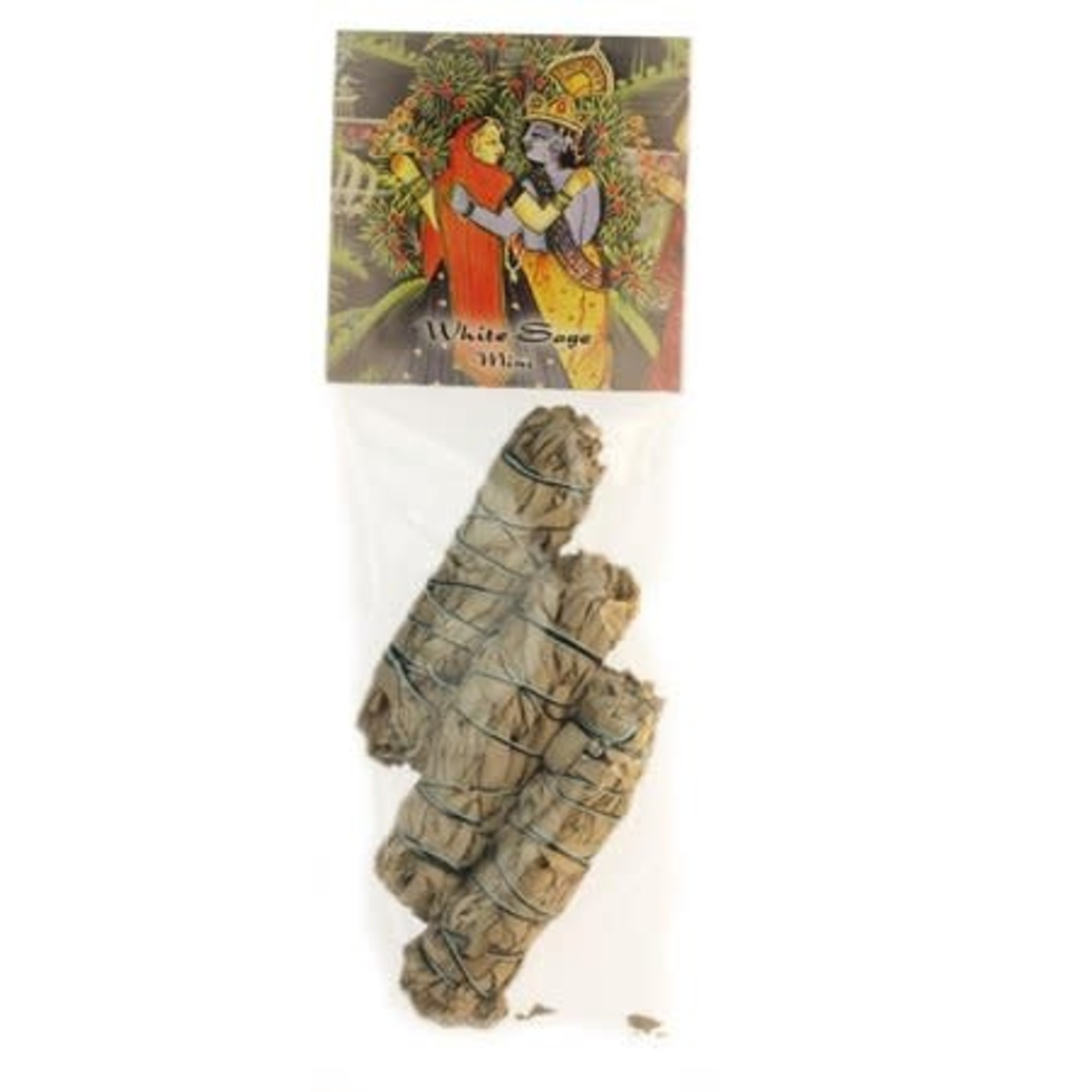 Prabhujis Gifts White Sage Smudge Stick Mini Bundles