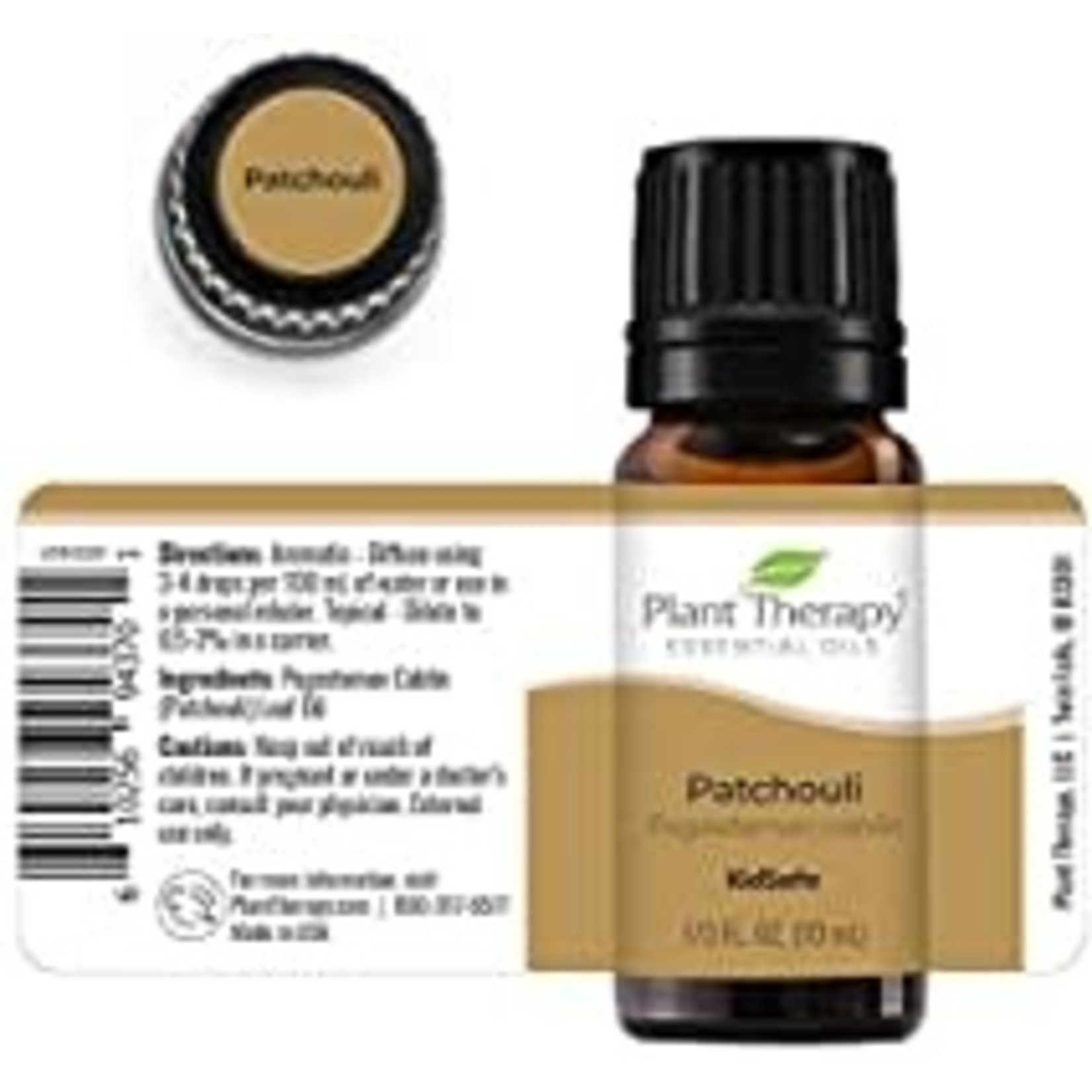 Plant Therapy PT Patchouli Essential Oil 10ml