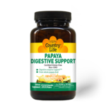 Country Life Country Life Papaya Digestive Support