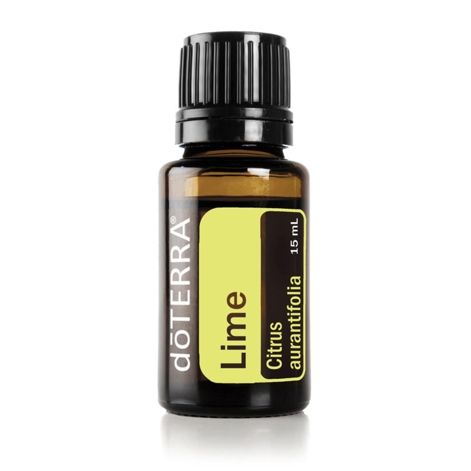 doTERRA doTerra Essential Oil Lime 15ml