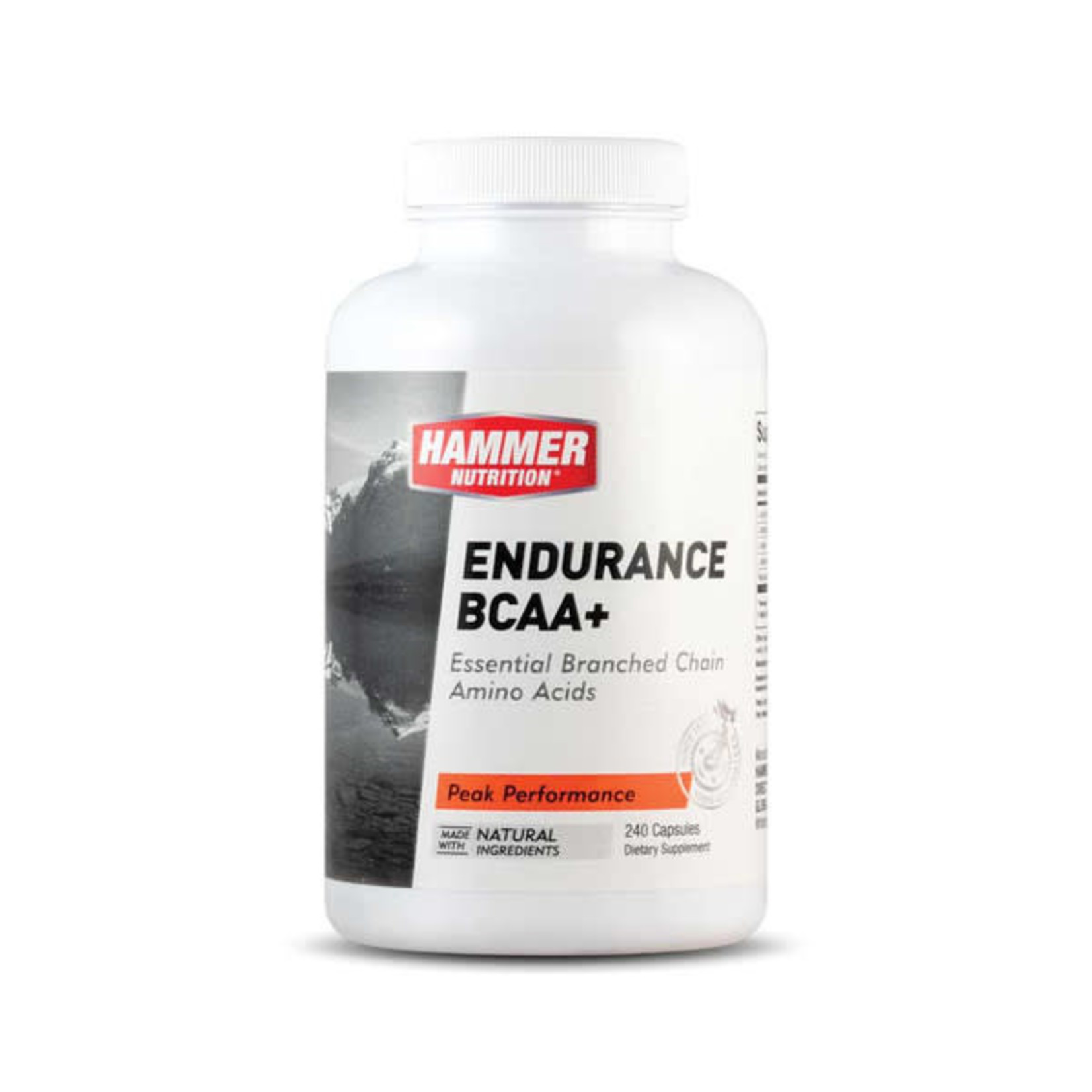 Hammer Nutrition Hammer Endurance BCAA+ 120 capsules