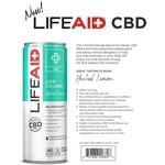 LifeAid LifeAid  LifeAid 20mg CBD Herbal Lemon Blend12oz