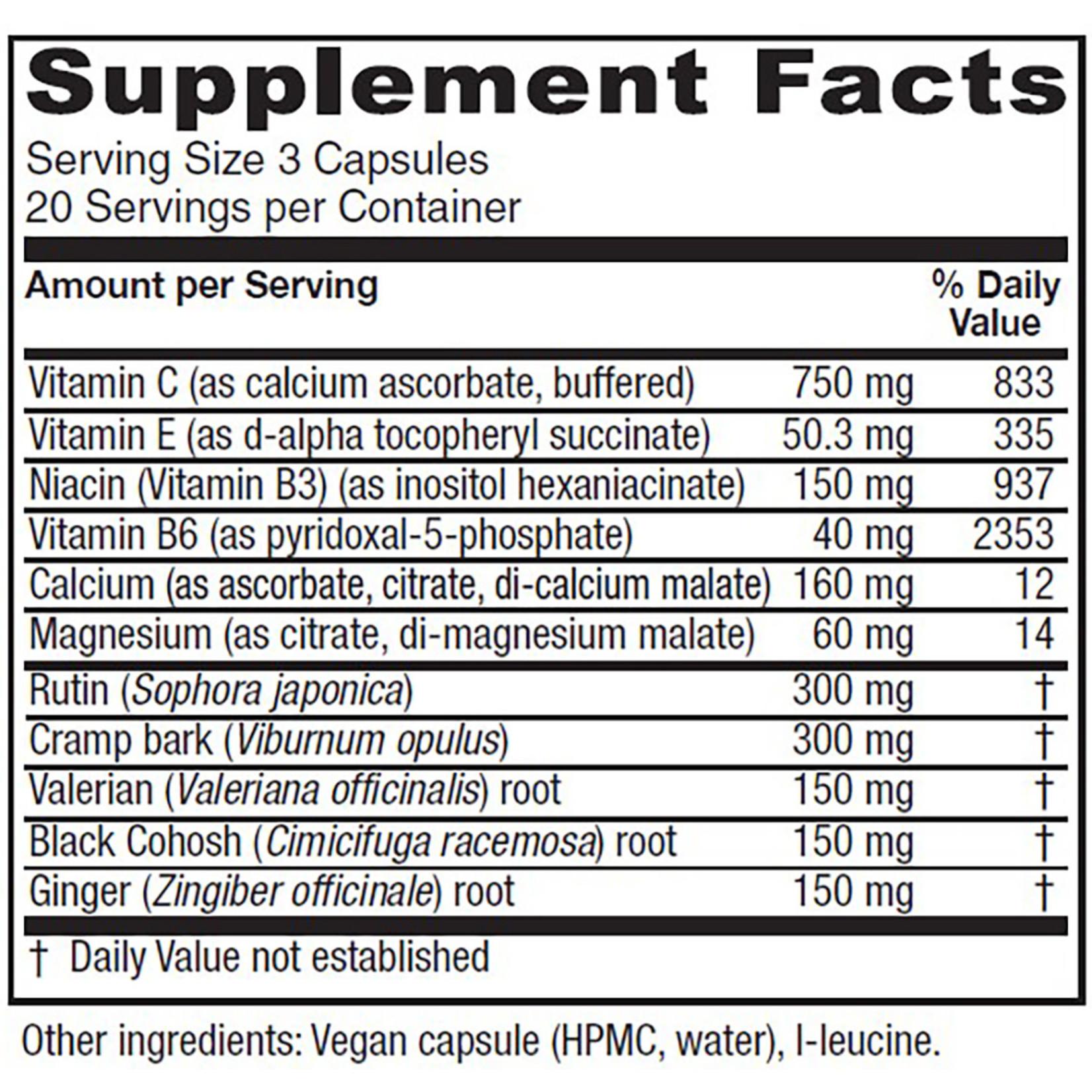 Vitanica Vitanica Cramp Bark Extract