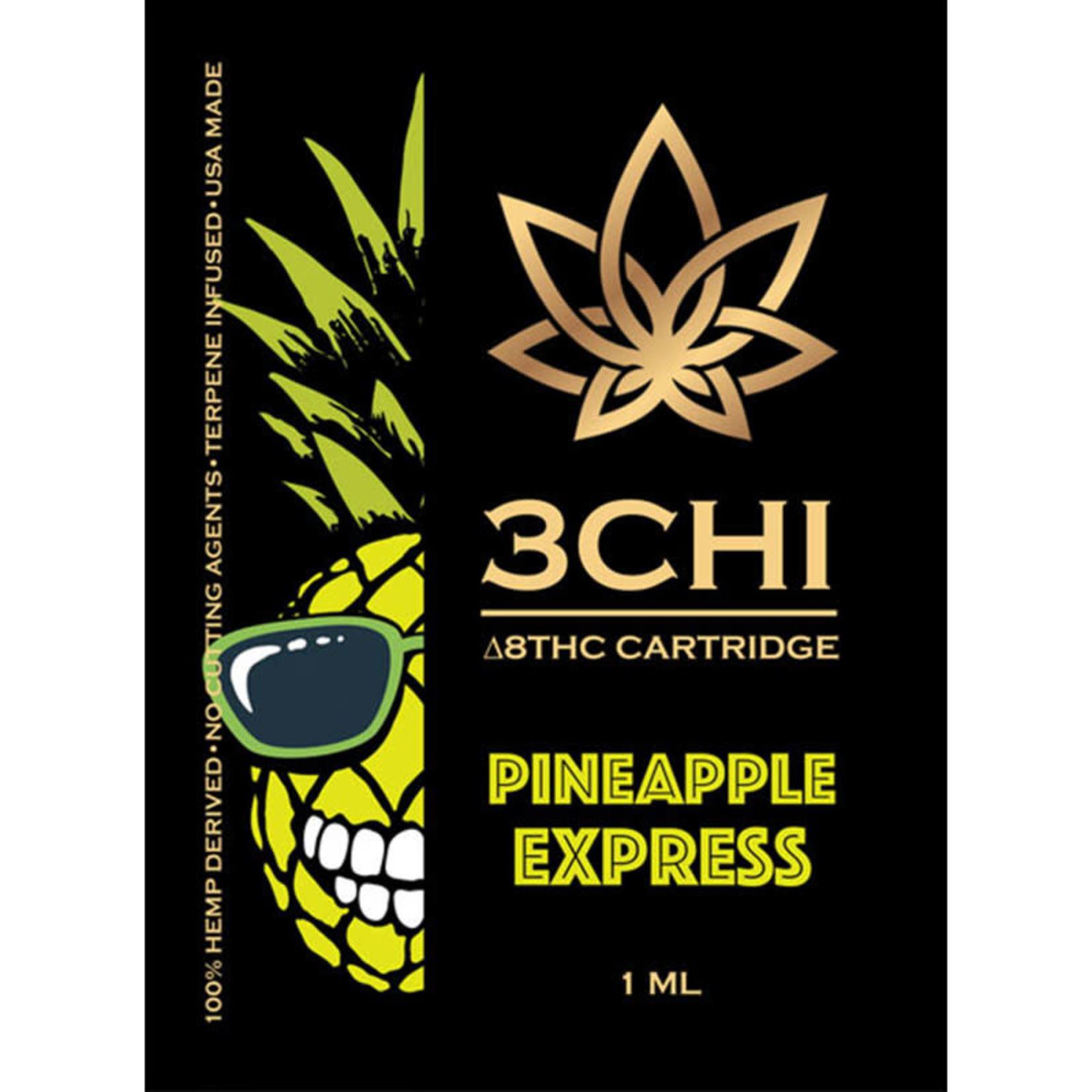 3 CHI 3CHI Delta 8 Cartridge 1ml