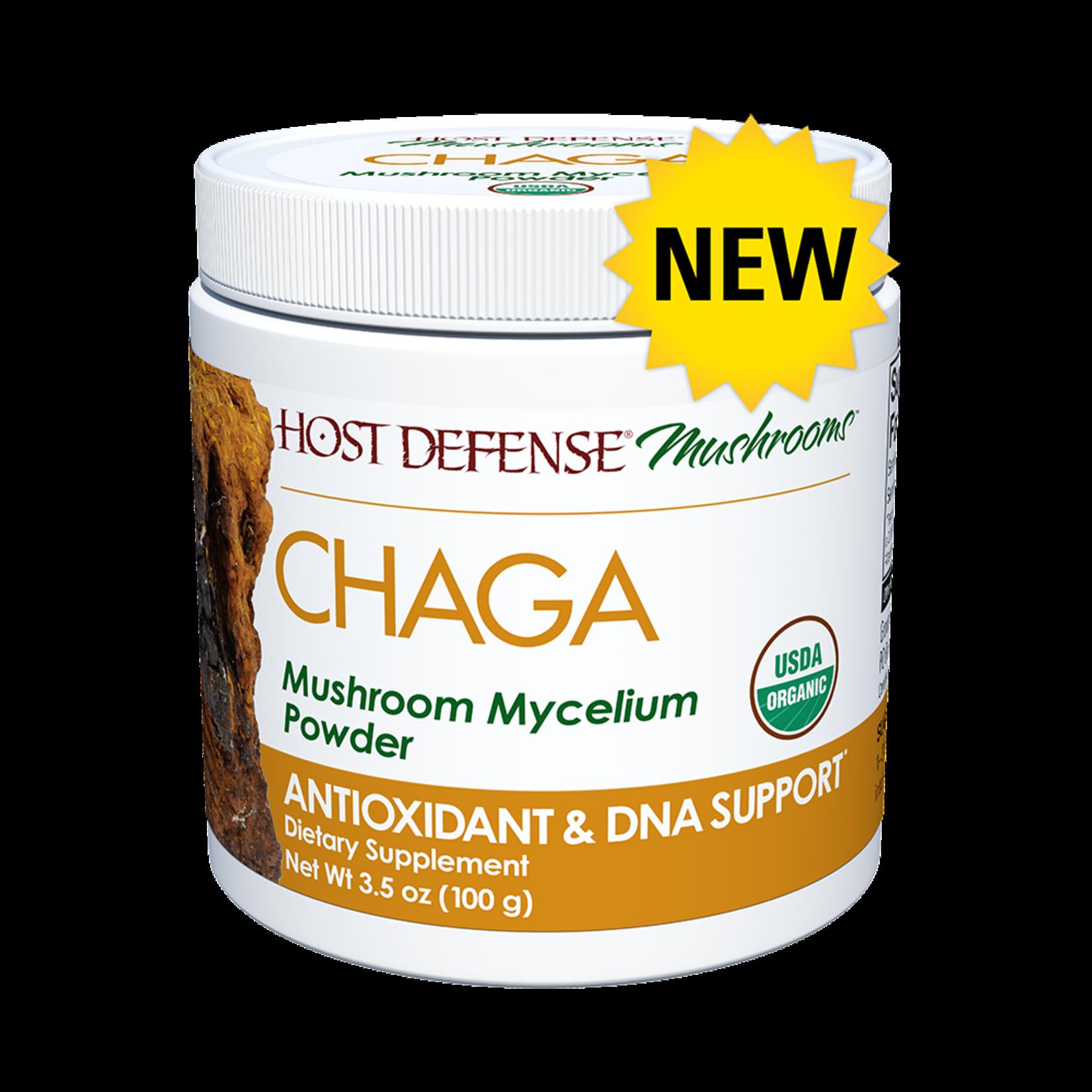 Host Defense HD Chaga Powder 3.5oz