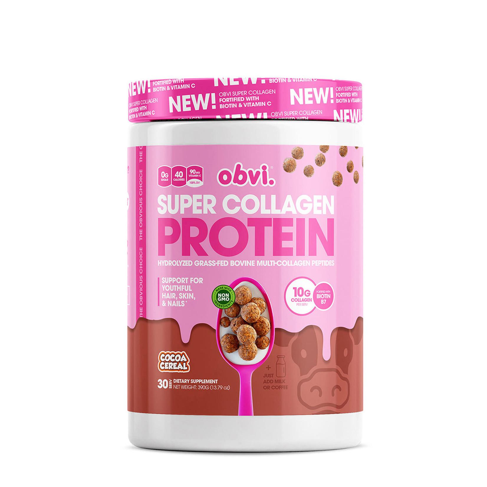 Obvi Obvi Super Collagen Protein 30 Servings