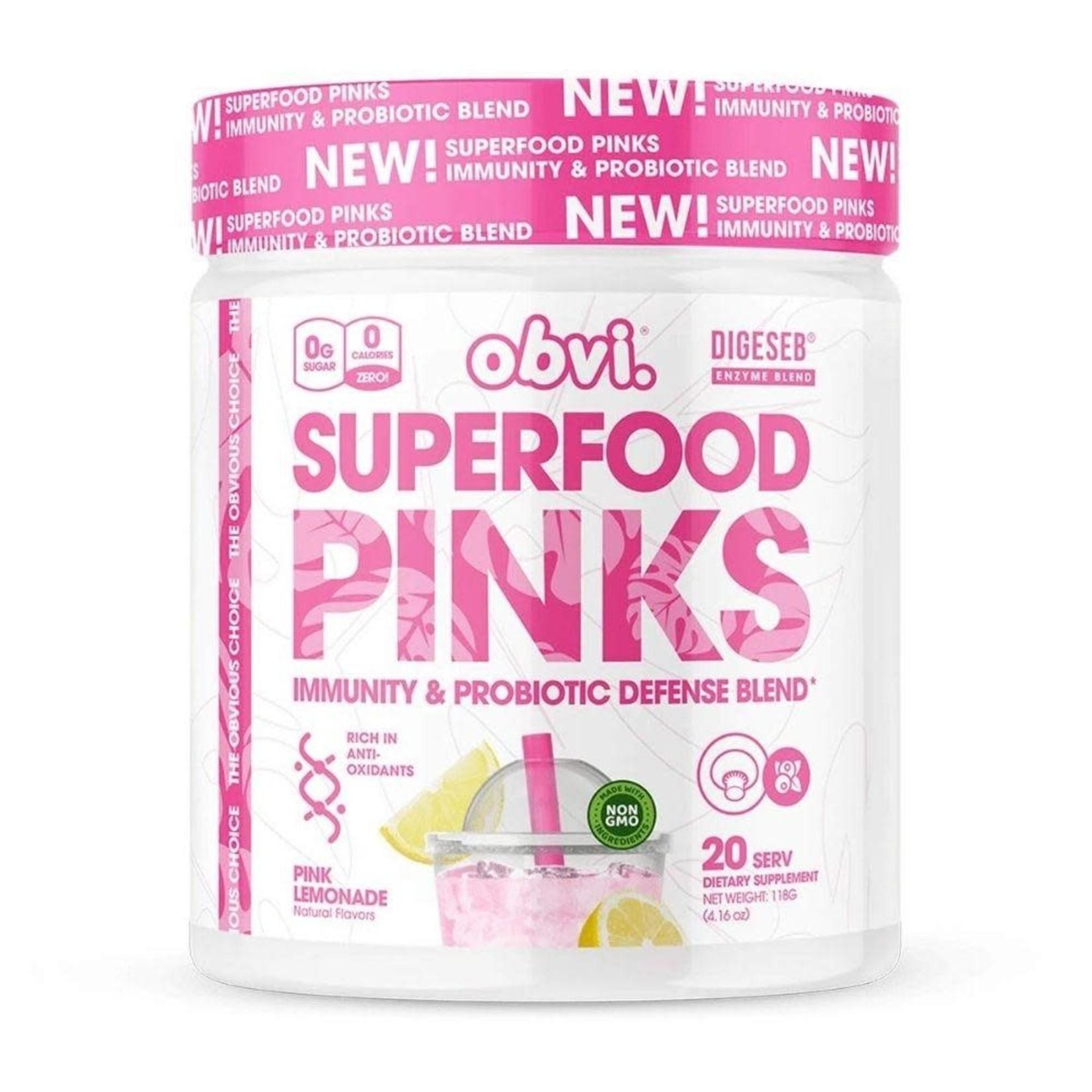 Obvi Obvi Superfood Pinks