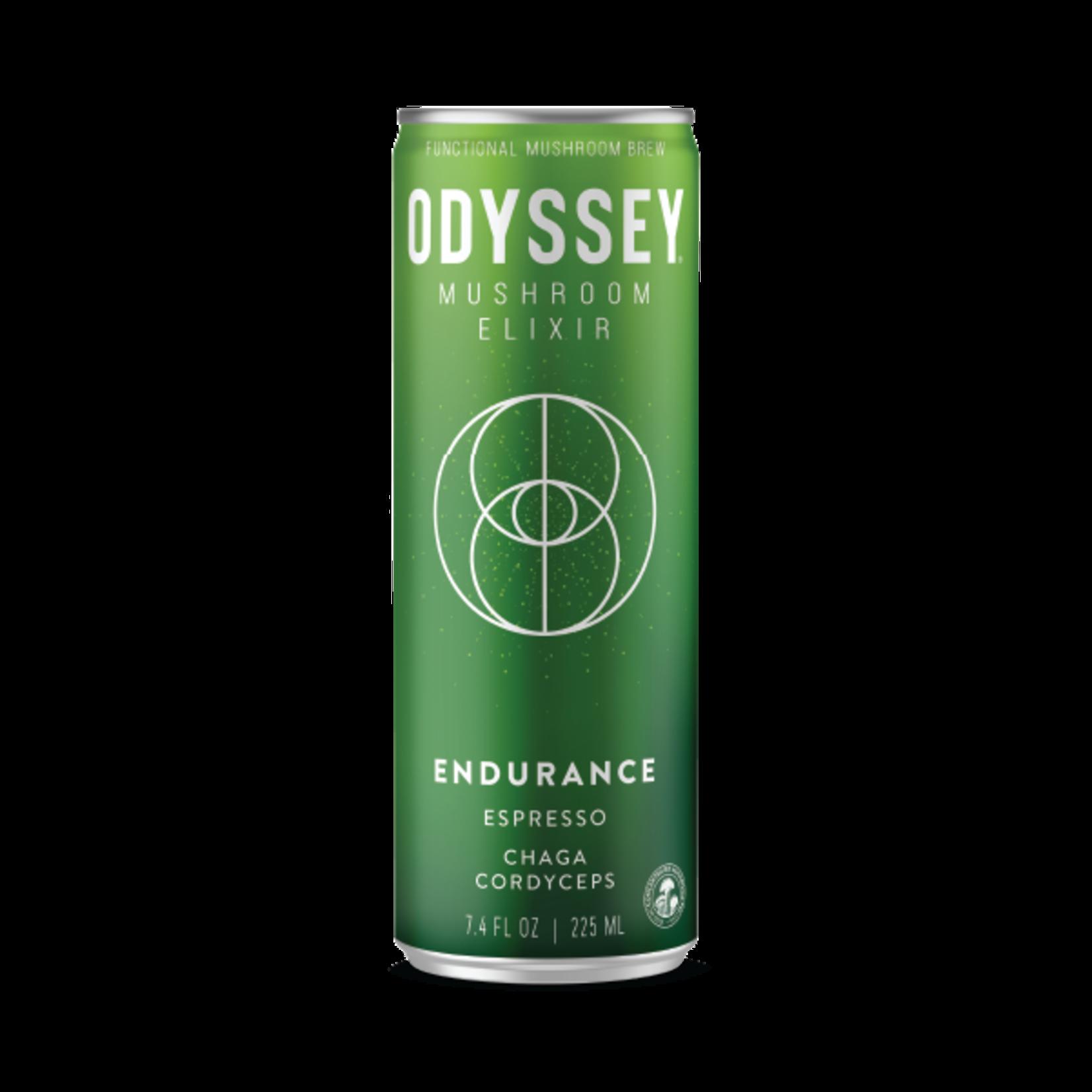 Odyssey Odyssey Mushroom Elixir Endurance Espresso
